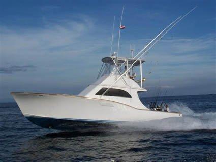 Los Sueños 42' Custom Sport Fisher