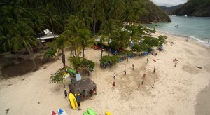 Kayaks TortugaI sland Cruise Tour