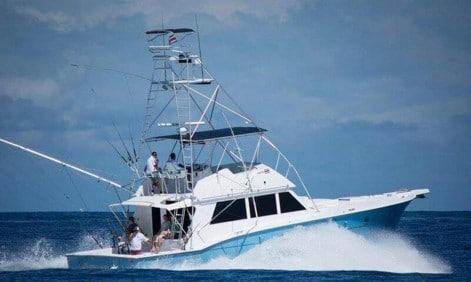 CostaRica LS31 Sportfishing Yacht 52