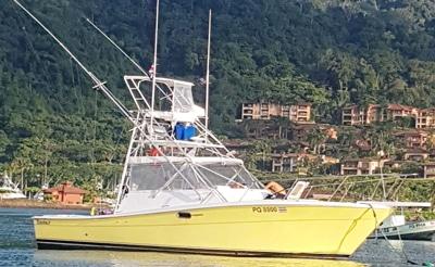 Costa Rica 36' Express Sportfish Charter Boat