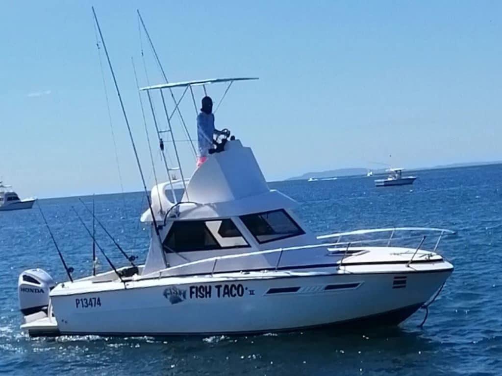 28 Fishing Boat in HerraduraBay