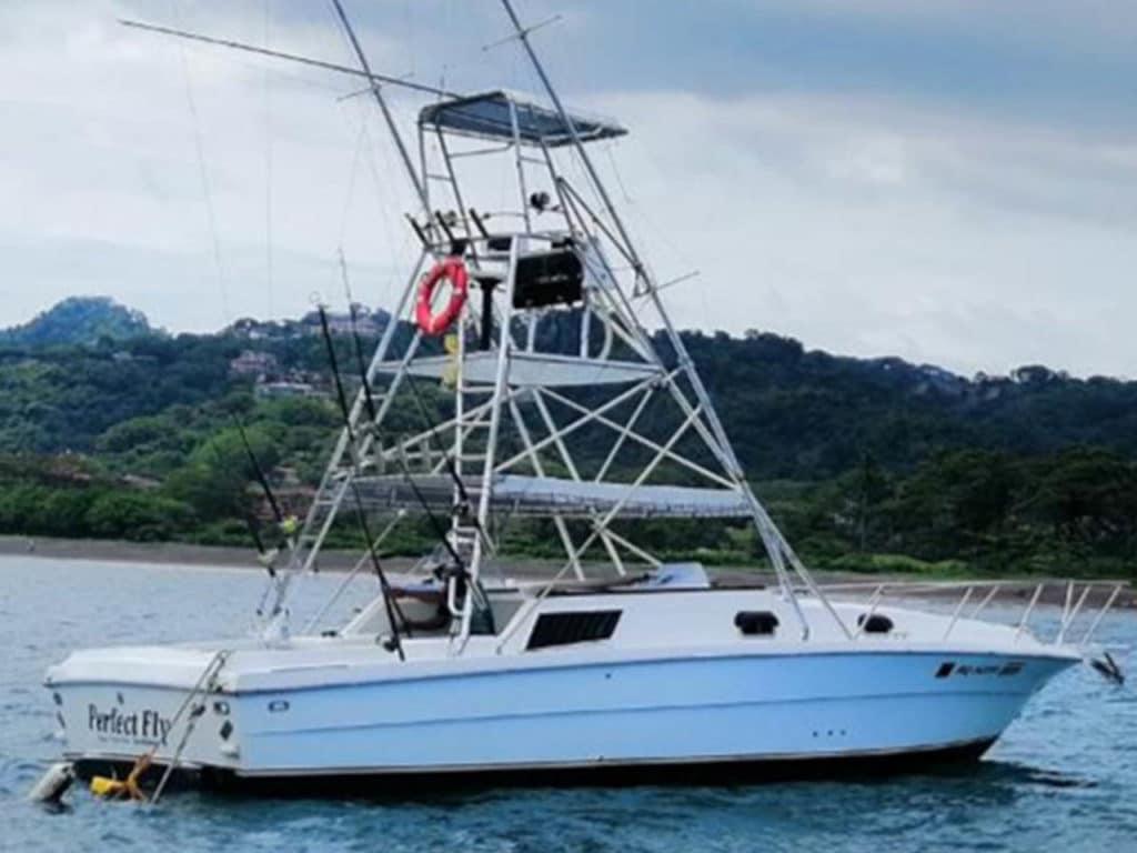 31 Fishing Boat Playa Jaco