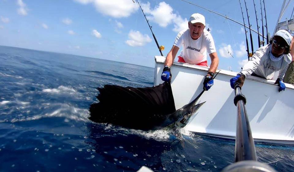 Sportfishing in Costa Rica
